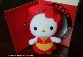 Hello Kitty麥麥幫童話派對玩偶-小紅帽可愛開箱