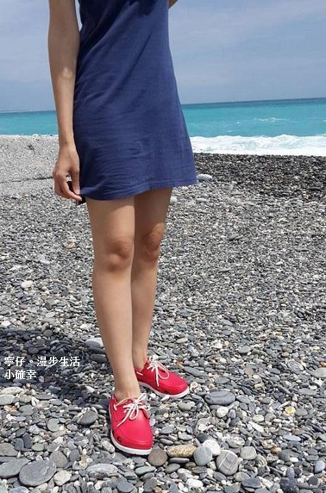 【美鞋】Greenbox Footwear ♥ Sr. Philip菲利蒲雙色拼接帆船鞋 (紅白) - 輕盈防水 ✕ 舒適時尚。男生女生都實穿 ♥