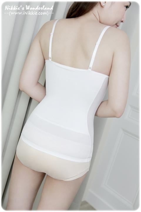 Beaulace薄蕾絲嚴選 小姿女孩塑身衣 (細肩帶)