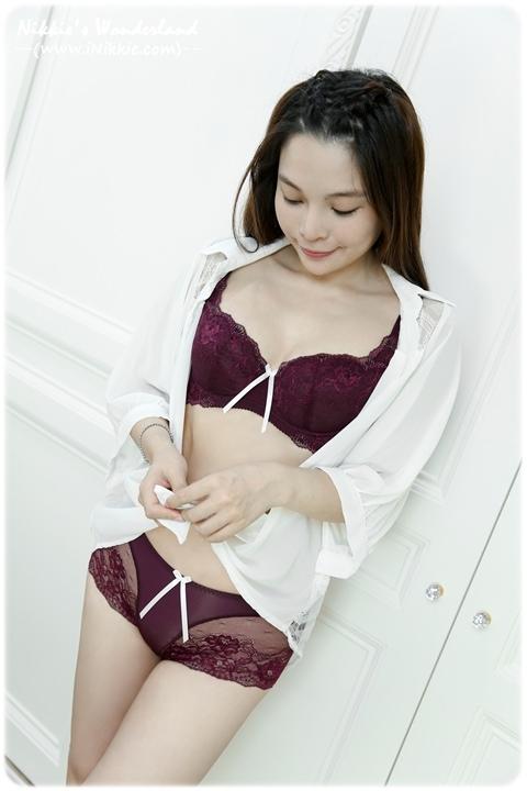 AIMYFE 亞曼菲 【美背包覆】機能型內衣