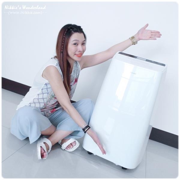 【。(3C) 奇美移動式空調~ 簡單DIY又隨處可放的美型冷氣機*】