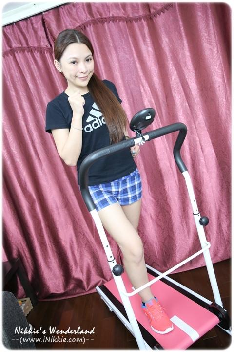 【。(健身器材) LAFIT幸福馬拉松跑步機~ 家裡小空間也能用跑步機最幸福了!(有獎)*】