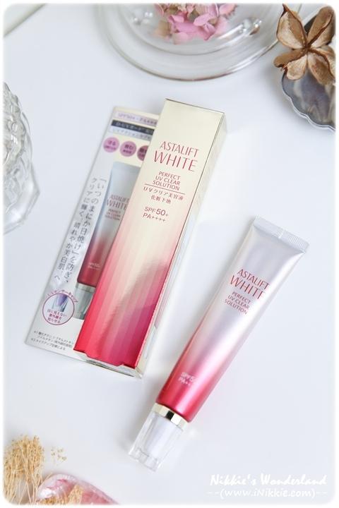 ASTALIFT WHITE 艾詩緹 UV白澄完美防曬隔離乳