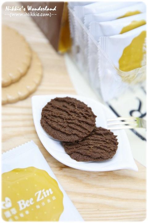 Bee Zin康萃輕孅餅乾