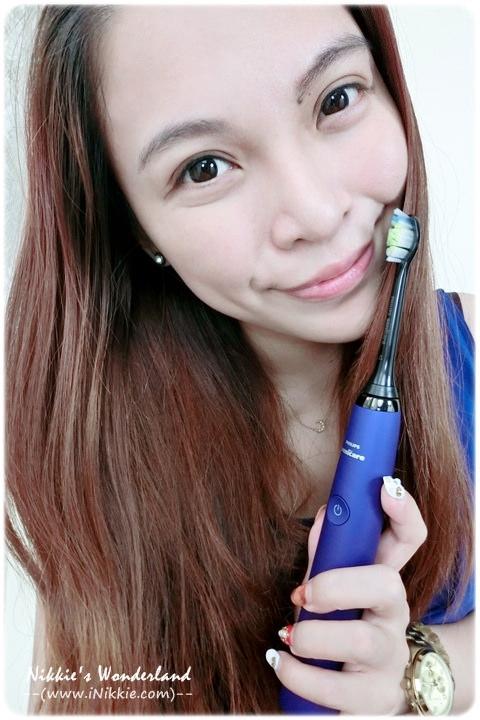 【。(3C) 飛利浦 Sonicare 鑽石靚白音波震動牙刷HX9372<迷幻紫>~ 質感與效用兼具的美型電動牙刷*】