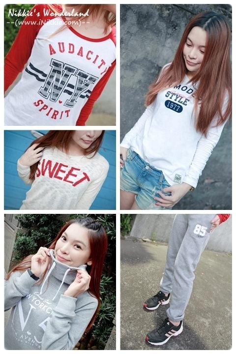 【。(穿搭) PUZZLE拍手國際~ 來輕鬆的選幾件秋冬輕暖棉感衣服吧!*】
