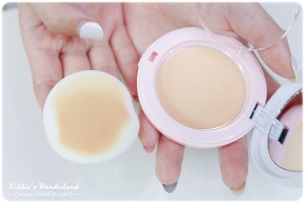 玩鎂光 自然裸肌蜜粉餅