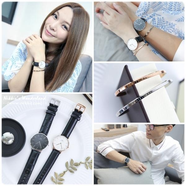 【。(腕飾) Daniel Wellington手錶/手環~ 情侶/夫妻的完美對組!*】
