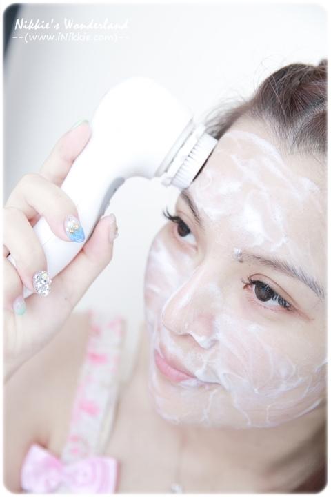 【。(3C/洗臉) Neogence霓淨思 MiLLi音波淨化潔膚儀~ 媲美頂級的高C/P好用入門機款!(有獎)*】