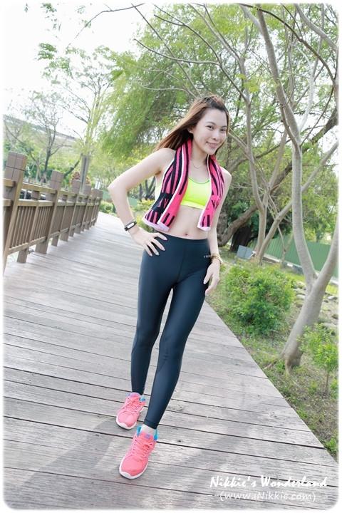 【。86小舖好穿特搜 ♥ V.VIENNA微微安娜 Girls Light 運動內衣+壓力運動褲*】