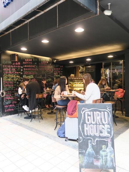 [台北 西門町] 網路熱蒐爆紅名店GURU HOUSE 好吃又便宜 鐵鍋蛋餅