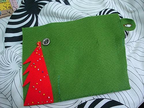 小婷手工作品分享---萬用卡片禮物袋