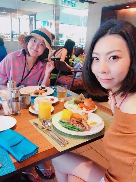 [馬來西亞 沙巴] 跟團玩沙巴 之 員工旅遊DAY2 :美人魚島沒有美人魚