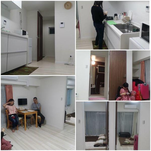 [日本 東京] 交通便利CP值超高的日租民宿-LAI'S HOUSE池袋日租公寓