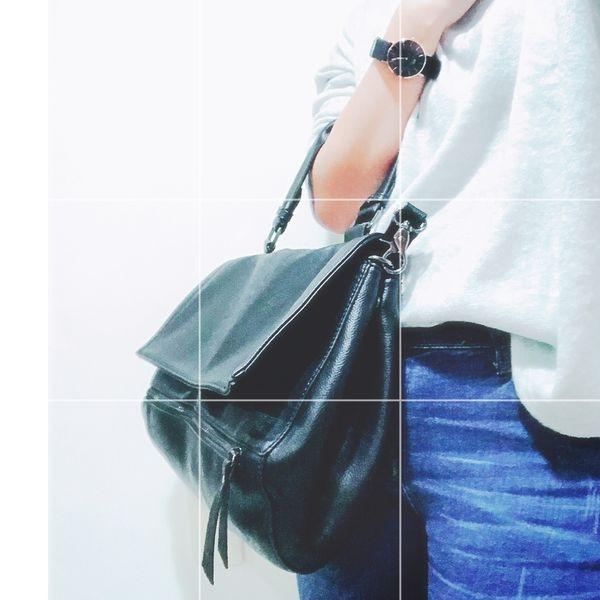 [開箱文] 網購品牌 Coverme 複合多功能組合包+植紋掀蓋手提肩背包