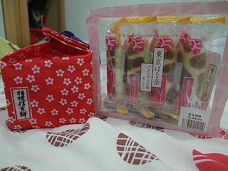 【日本伴手禮】送禮自用兩相宜  桔梗信玄餅
