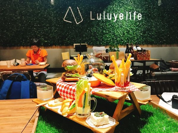 [台北大安]璐露野LuluyalifeCafe 璐露野生活野餐餐廳~野餐料理可外帶外送喔!!