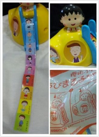 我愛貼紙之近期戰利品~小丸子貼紙機+玩具總動員郵票+蝴蝶結貼紙包+蝦米郎貼紙