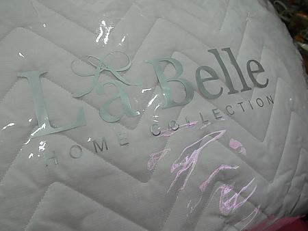 格蕾寢飾 La Belle《立體車邊舖棉天絲輕柔舒眠枕》