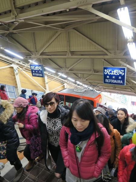 【日本 北陸 立山黑部】五福旅遊 雲上之旅三溫泉五日遊 Day 3 立山雪之大谷 一生值得一回
