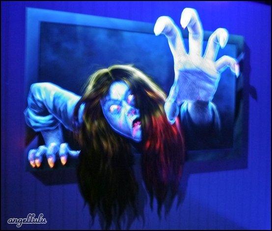 (展覽)華山文創●全球唯一的DARK ART 夜光3D藝術展,要去前相機電池最好充飽點!! @ angellulu 愛分享 :: 痞客邦 PIXNET ::