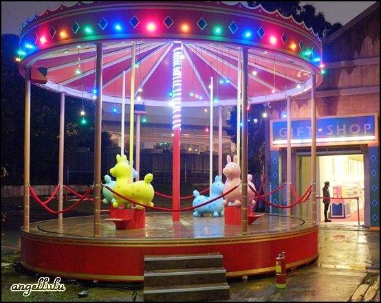 (展覽)華山文創●大人小孩都愛的Rody跳跳馬30週年大展,旋轉Rody一定要去坐喔^^ @ angellulu 愛分享 :: 痞客邦 PIXNET ::