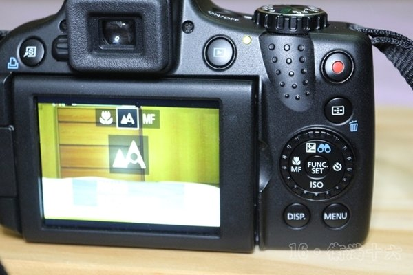 canon powershot sx50 hs manual focus