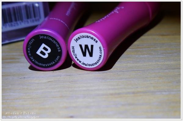B+W 打造美睫~~婕洛妮絲 桃醉睛迷魔纖睫毛膏組