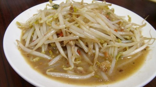cooking.馬拉盞炒豆芽菜