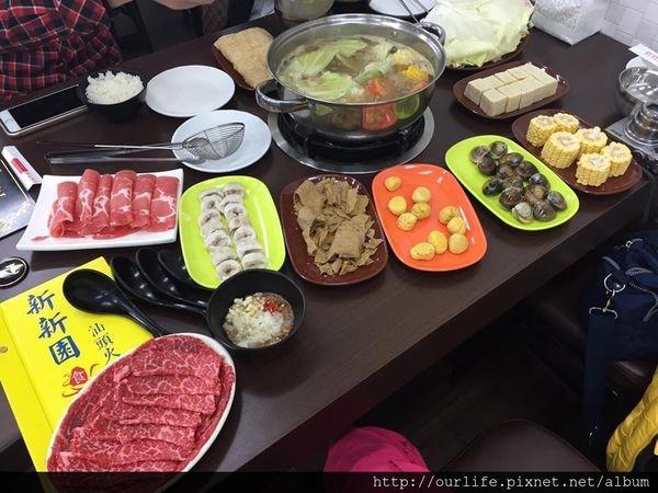 台中南屯.肉嫩 湯甜很爽口的汕頭鍋@新新園汕頭鍋