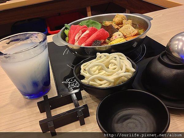 台中.99元份量飽足的午餐微火鍋@饗喫火鍋(+wifi)