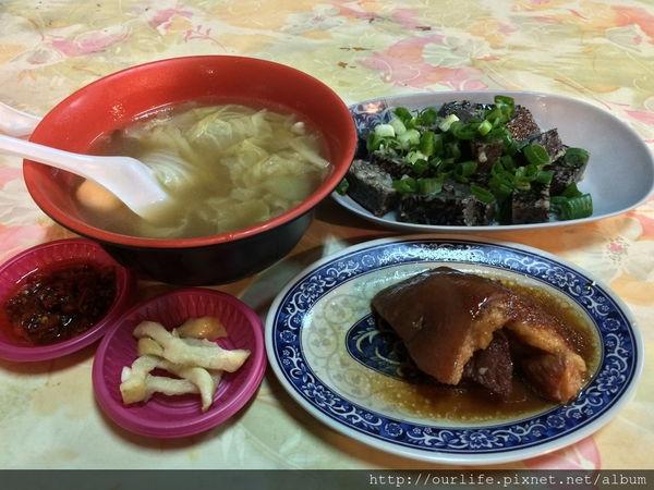 深夜食堂.便宜美味的爌肉/平民佛跳牆@烏龍路邊攤