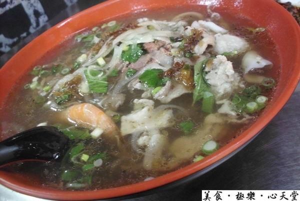 隨談.好吃卻不知名的台南越南河粉