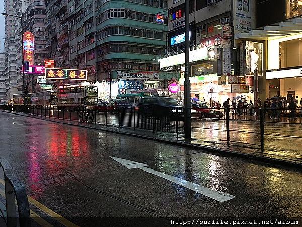 崩潰隨談.香港5天4夜機+酒只要8300(華信航空)