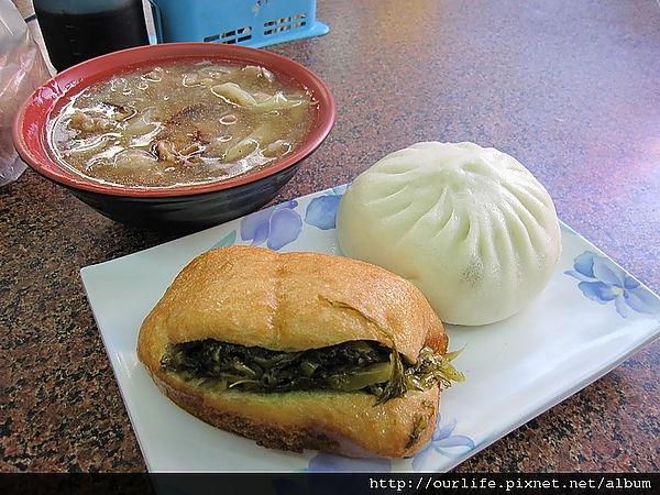 彰化必吃小吃.香菇肉包+香菇肉羹+酸菜炸饅頭(3合1版)