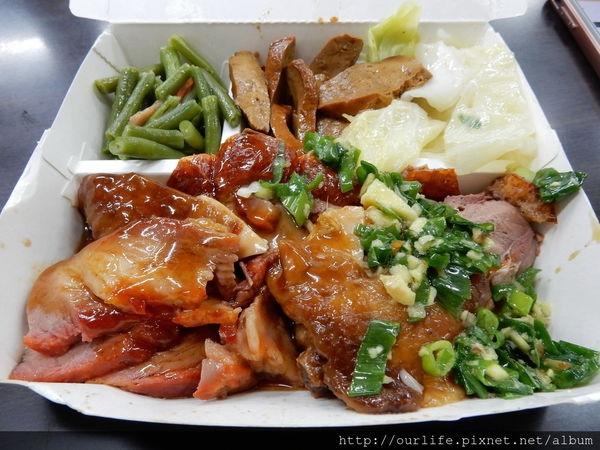 台中西屯.燒臘很香港老闆更香港的黯然消魂飯@香港京華燒臘美食