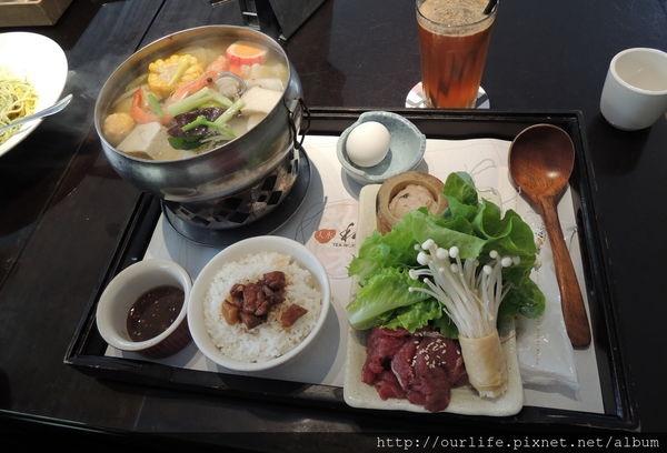 台中.聚餐聊天有面子的餐廳@Tea Work人水私房市政店(+wifi)