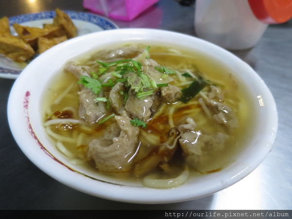 台中市北區.便宜吃飽的香菇肉羹麵@東興市場香菇肉羹