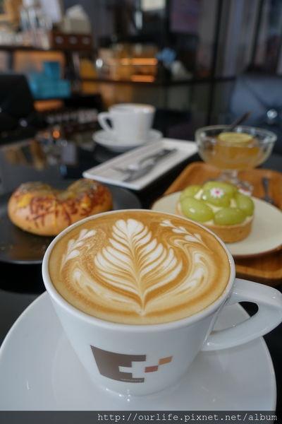 台中北區.環境優美甜點真材實料@新銳咖啡(+WIFI)