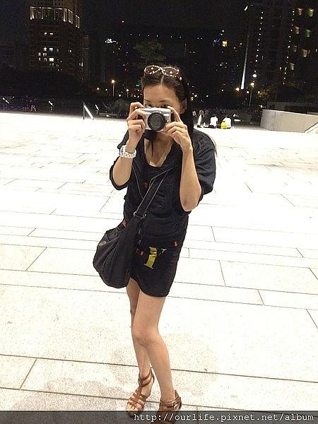 隨拍.我可能不會愛你場景@台中市新市政中心廣場