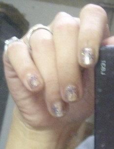 我的第一次....指甲彩繪