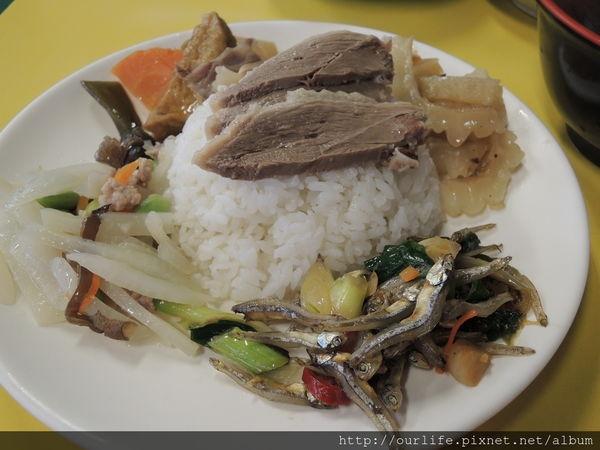 台中北屯.平價好味的鵝肉套餐@上府食堂鵝肉專賣店