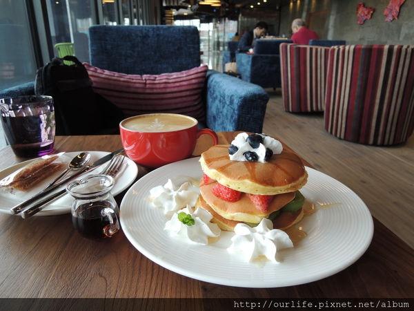 台中.悠閒愜意有質感的下午茶@In Sky Hotel星享道酒店(+wifi)