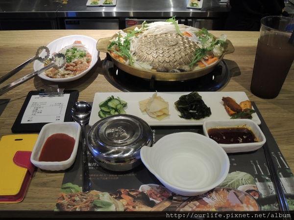 台中北區.238元韓式雞肉銅盤烤肉@澄川黃鶴洞中友店(+wifi)