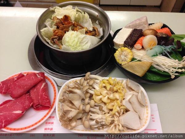 台中中區.補氣的巴西蘑菇養生鍋@小園火鍋中華店