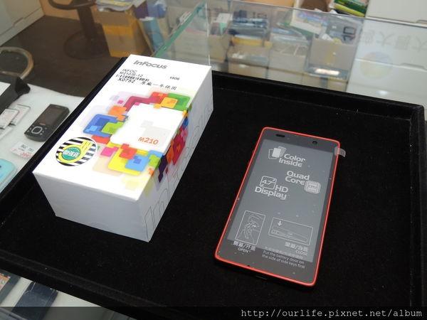 手機.便宜好用質感佳的鴻海M210@彥丞通訊(+wifi)