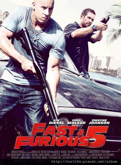期待隨談.刺激與速度交織的電影-Fast and Furious 6(玩命關頭6)