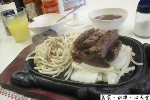 台中.140元原味牛排@大醬牛排