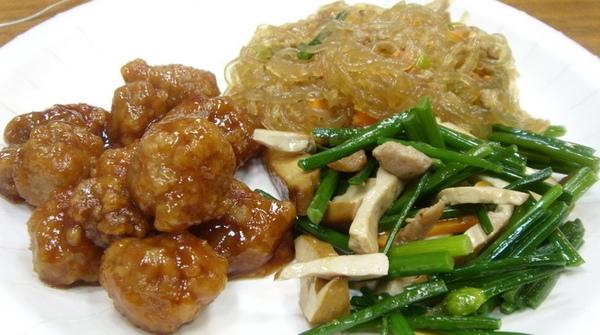 台中.我的滿分自助餐@上川飯包