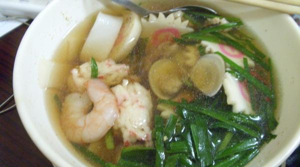 cooking.鍋燒粿仔條